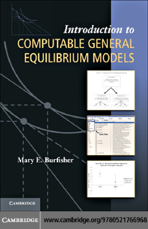 Introduction to Computable General Equilibrium Models