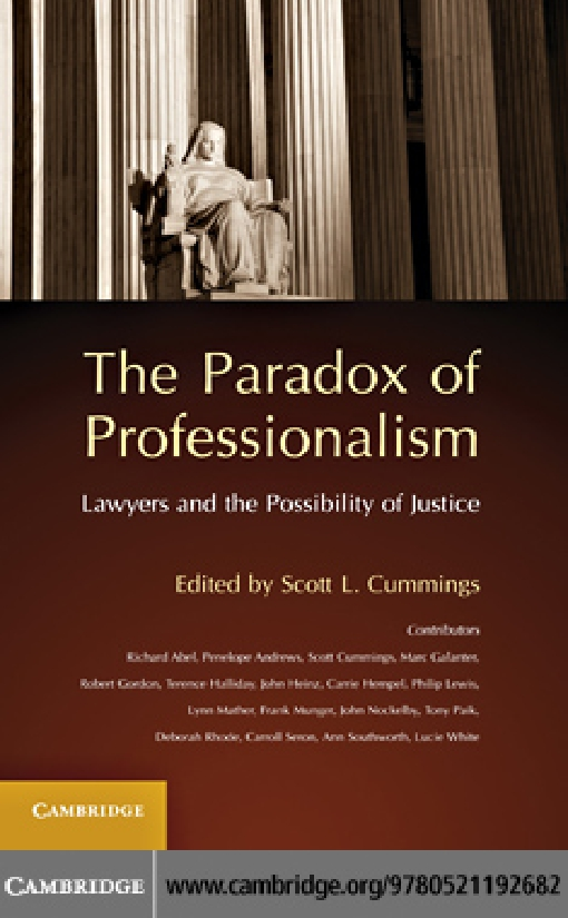 The Paradox of Professionalism