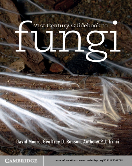 21st Century Guidebook to Fungi with CD