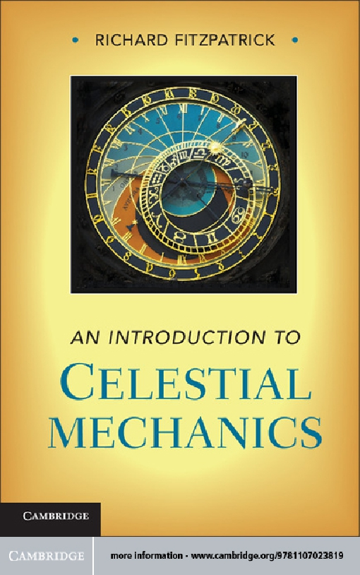 An Introduction to Celestial Mechanics