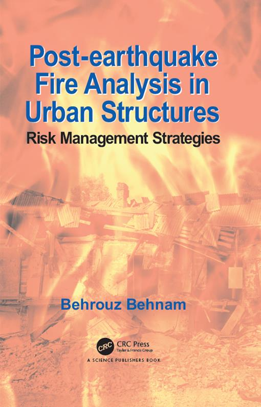 Post-earthquake Fire Analysis in Urban Structures (EPUB3)