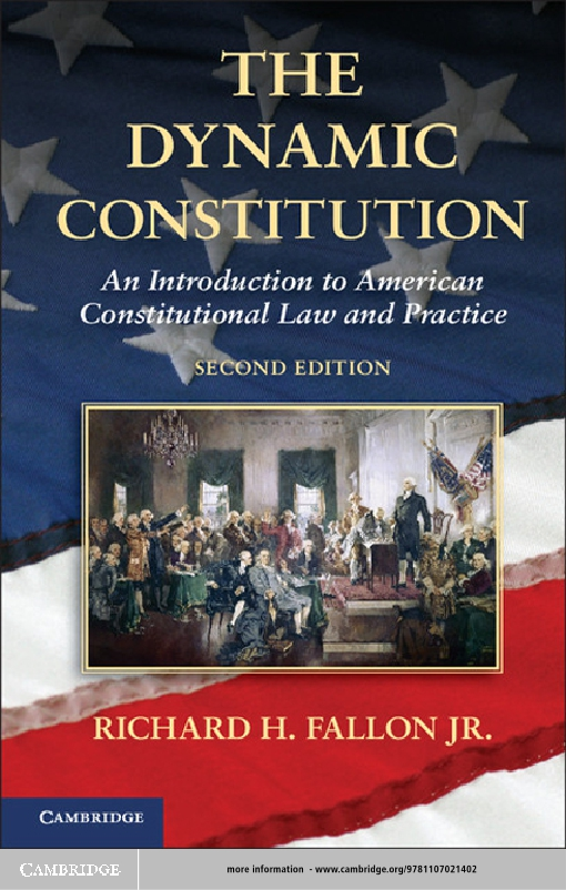 The Dynamic Constitution