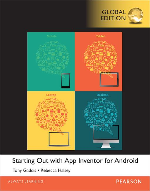 Starting Out With App Inventor for Android (EPUB3)