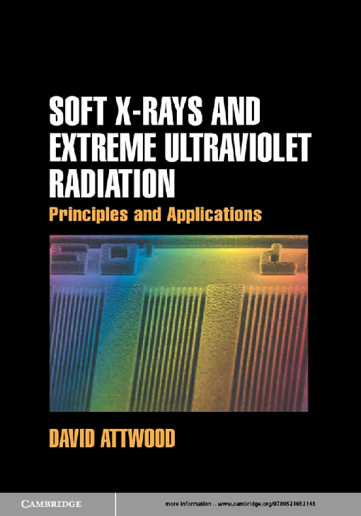 Soft X-Rays and Extreme Ultraviolet Radiation