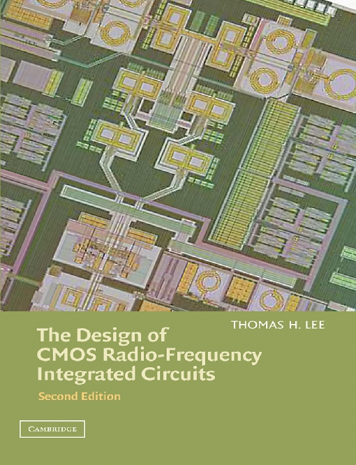 The Design of CMOS Radio-Frequency Integrated Circuits