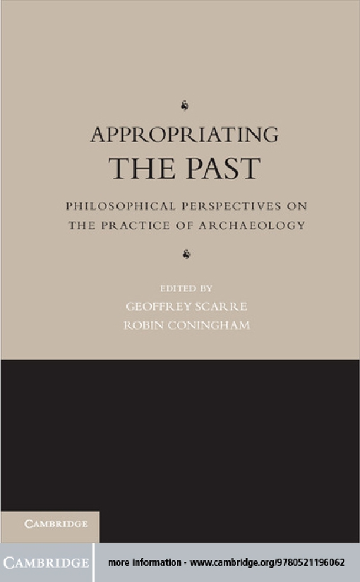 Appropriating the Past