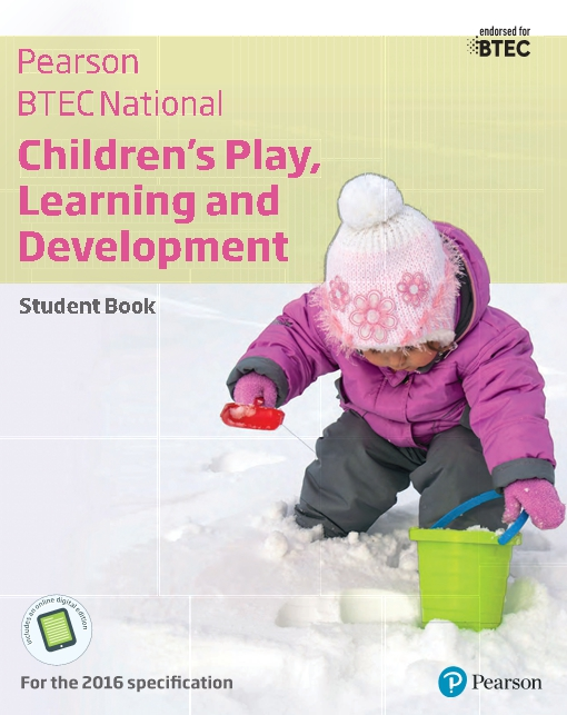 BTEC Nationals Children's Play, Learning and Development Student Book + ActiveBook