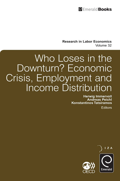 Who Loses in the Downturn?