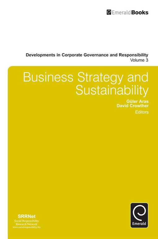 Business Strategy and Sustainability
