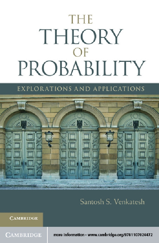 The Theory of Probability