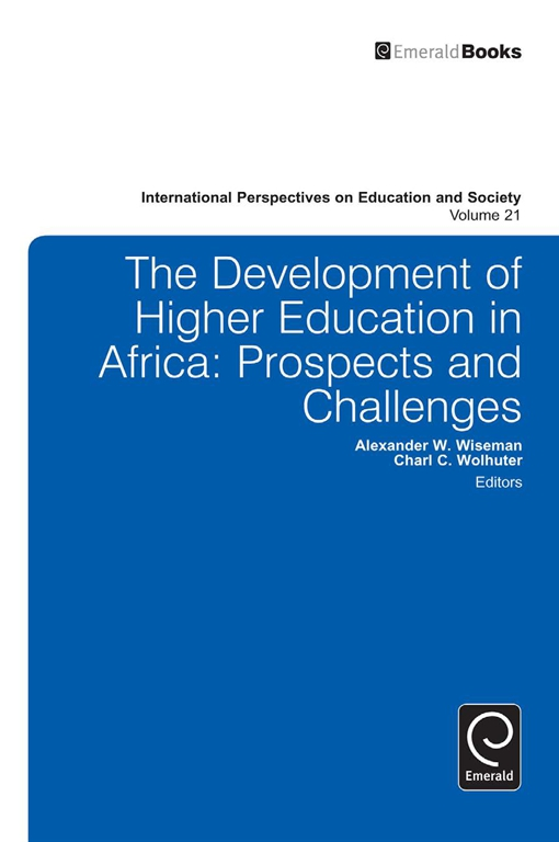 Development of Higher Education in Africa