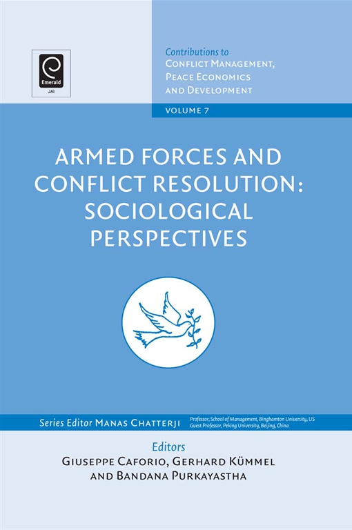 Armed Forces and Conflict Resolution