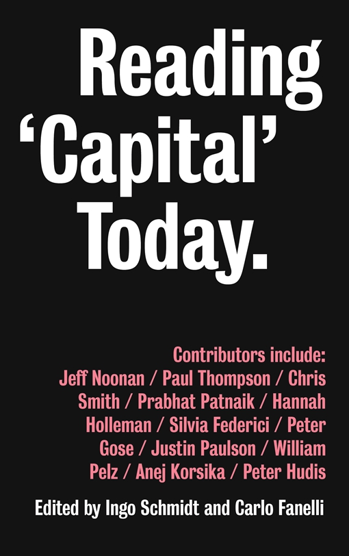 Reading 'Capital' Today