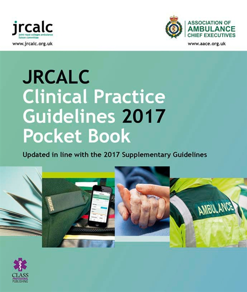 JRCALC Clinical Practice Guidelines pocketbook 2017