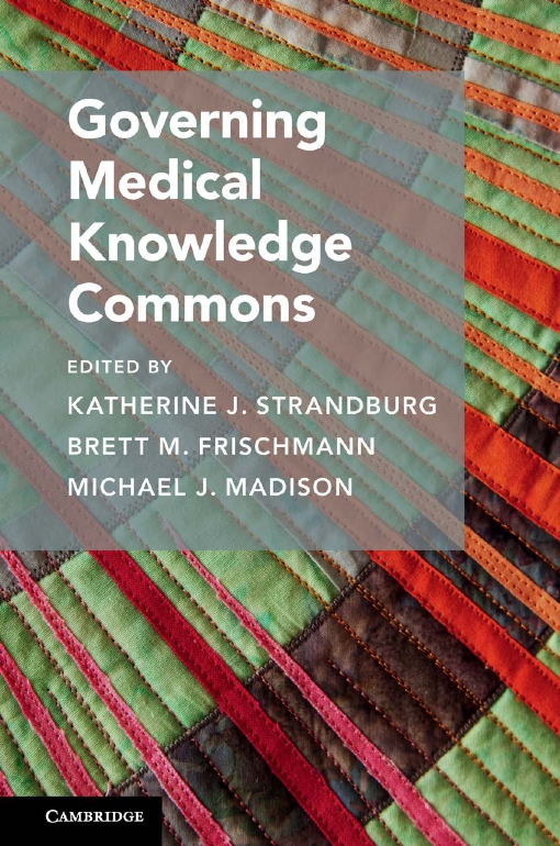 Governing Medical Knowledge Commons