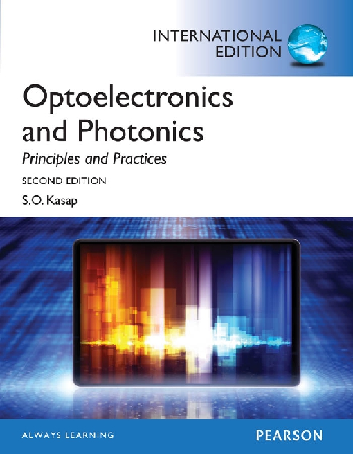 Optoelectronics & Photonics
