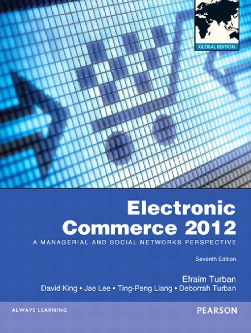 Electronic Commerce 2012