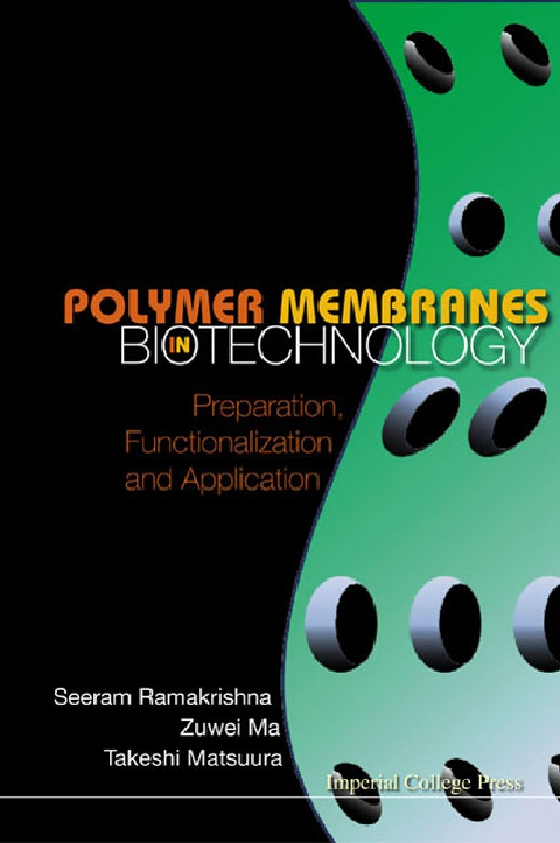 Polymer Membranes in Biotechnology