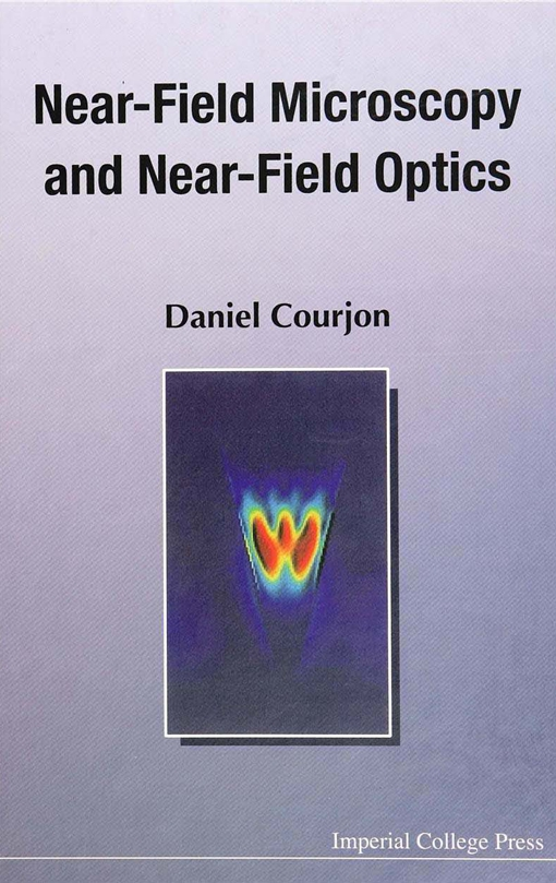 Near-Field Microscopy and Near-Field Optics