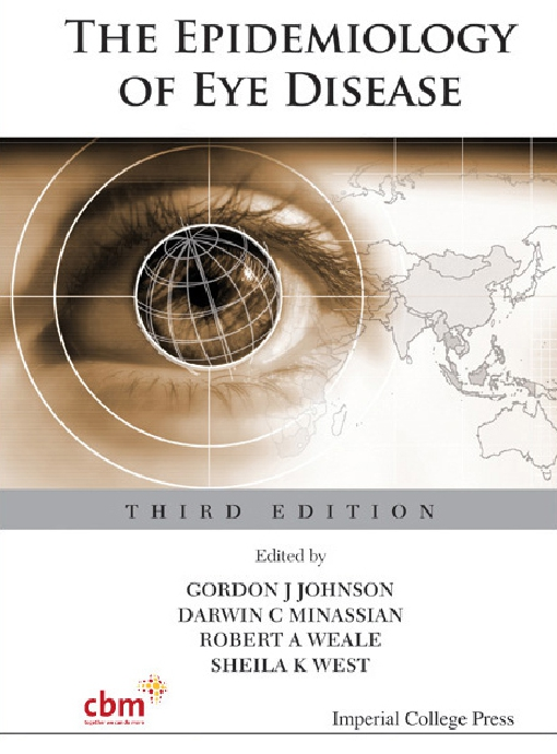 The Epidemiology of Eye Disease
