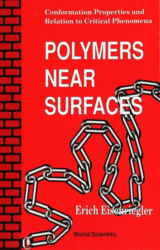Polymers Near Surfaces
