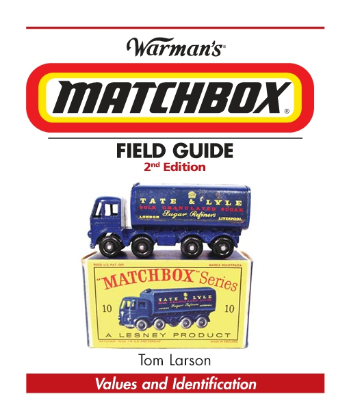 Warman's Matchbox Field Guide