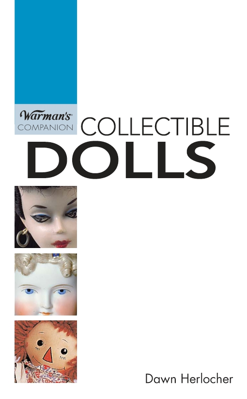 Warman's Companion Collectible Dolls