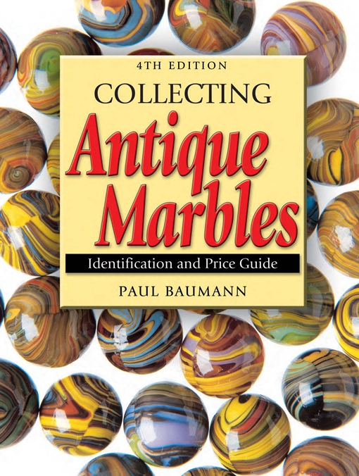 Collecting Antique Marbles