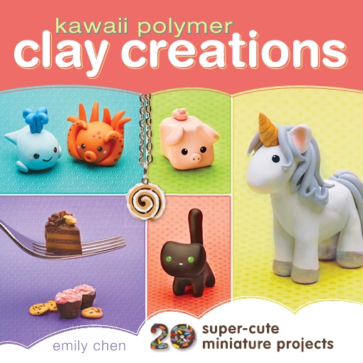 Kawaii Polymer Clay Creations