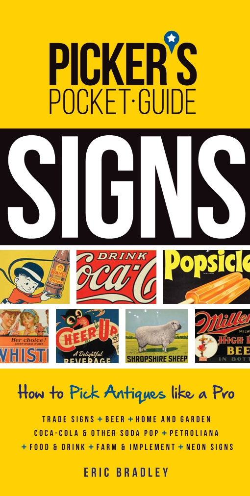 Picker's Pocket Guide - Signs