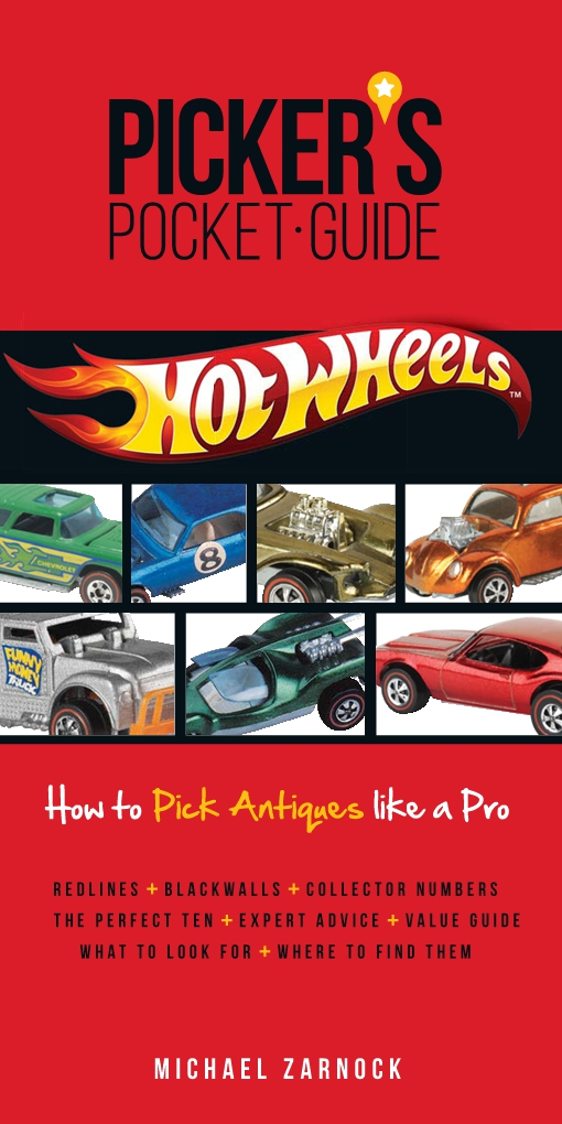 Picker's Pocket Guide - Hot Wheels