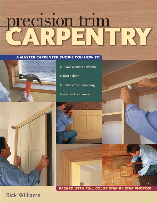 Precision Trim Carpentry