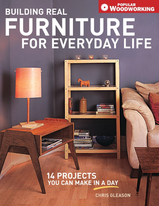 Building Real Furniture for Everyday Life