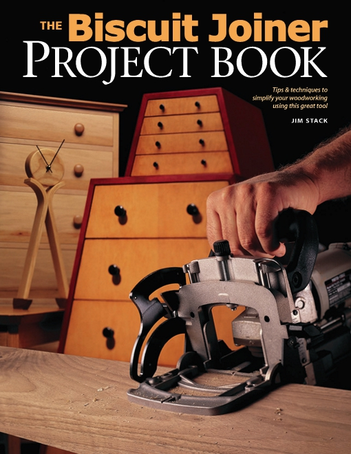 Biscuit Joiner Project Book