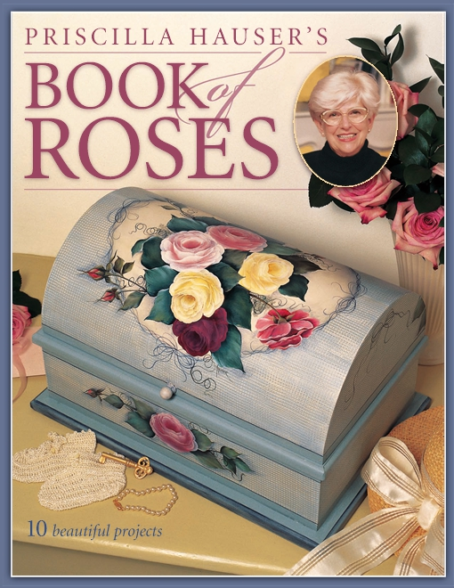 Priscilla Hauser's Book of Roses