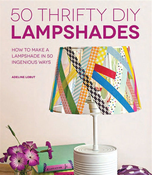 50 Thrifty DIY Lampshades