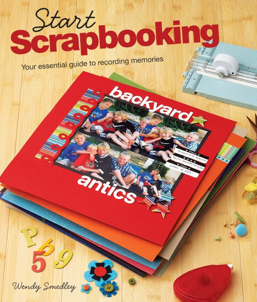 Start Scrapbooking