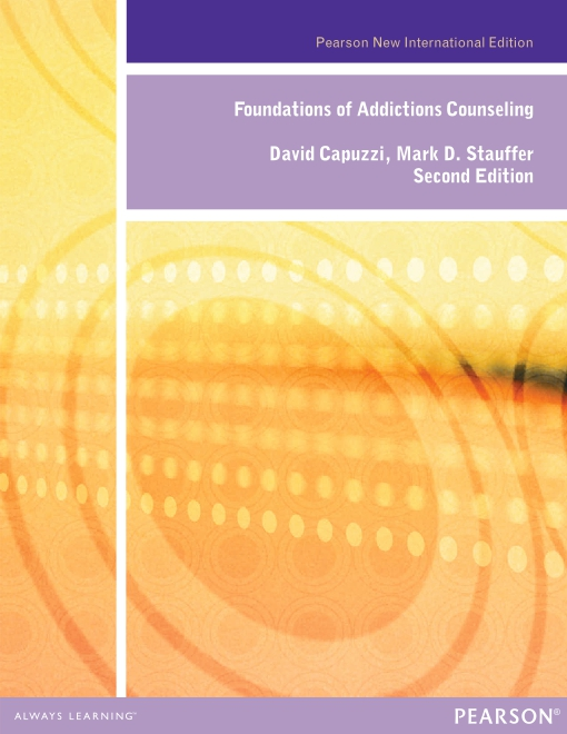 Fndtnons of Addiction Counseling