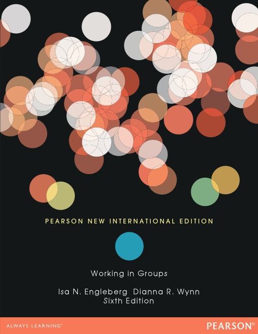 Working in Groups: Pearson New International Edition