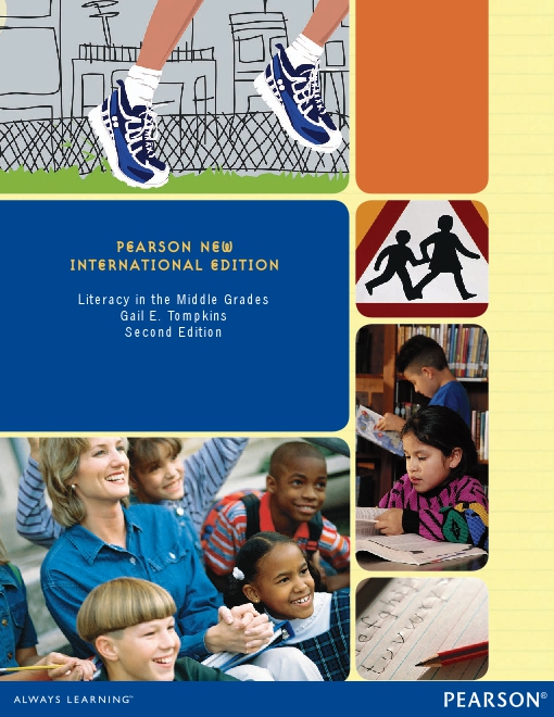 Literacy in the Middle Grades: Pearson New International Edition