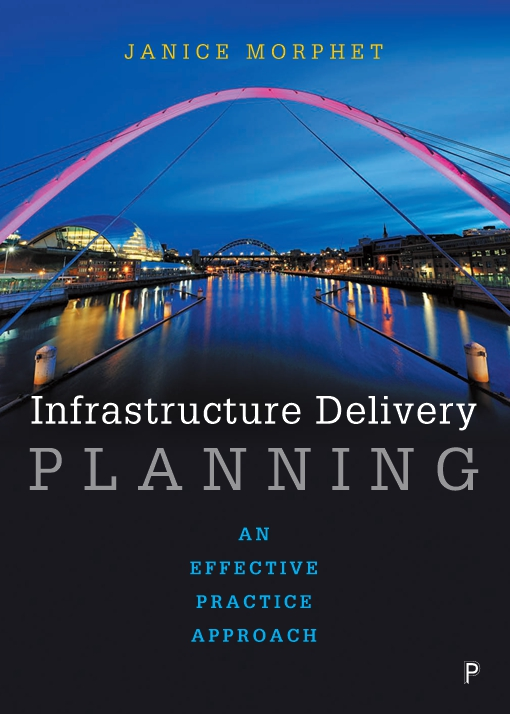 Infrastructure delivery planning
