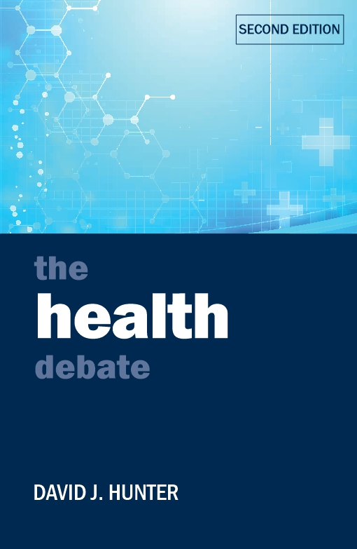 The health debate 2nd edition