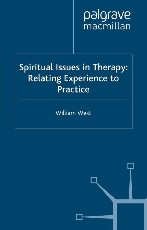Spiritual Issues in Therapy