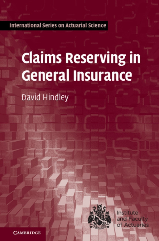 Claims Reserving in General Insurance