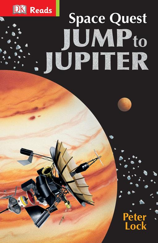 Space Quest Jump to Jupiter