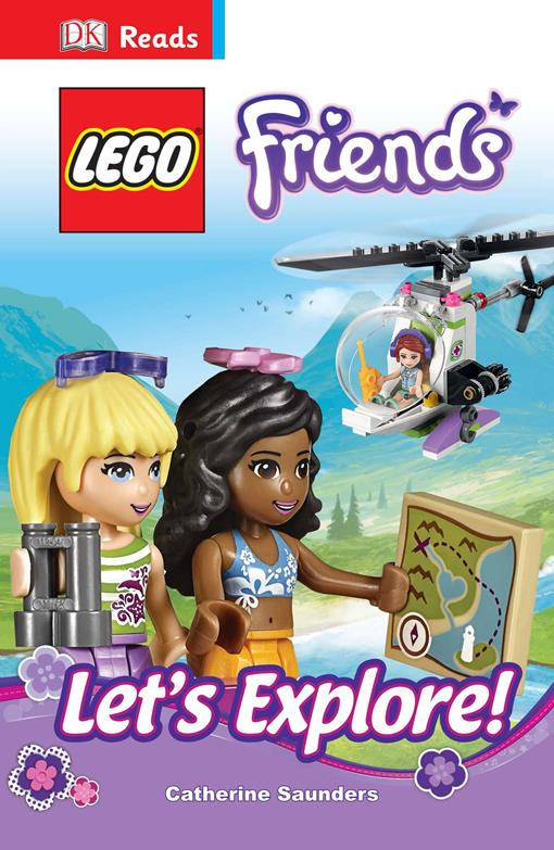 LEGO® Friends Let's Explore!, (EPUB3)