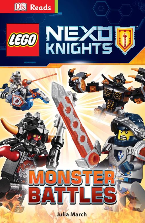 LEGO® NEXO KNIGHTS Monster Battles, (EPUB3)