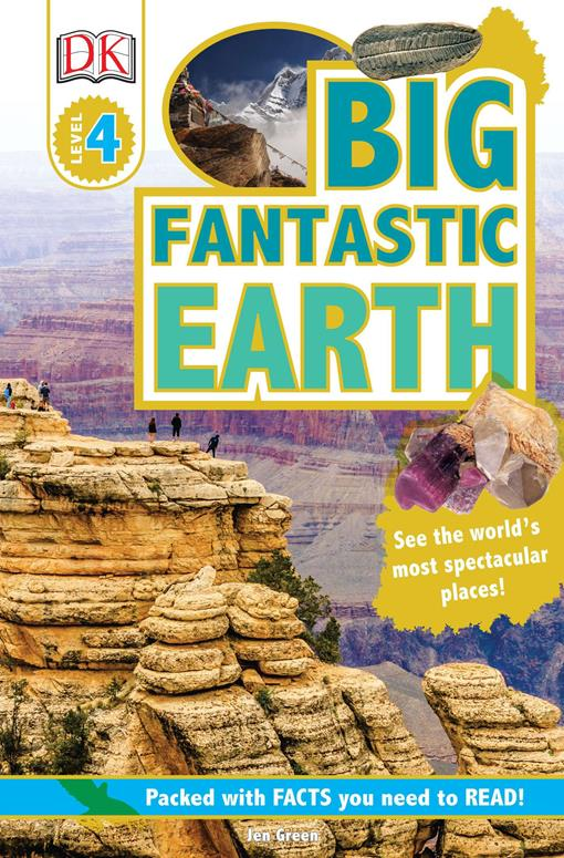 Big Fantastic Earth, (EPUB3)