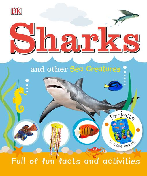 Sharks and Other Sea Creatures, (EPUB3)
