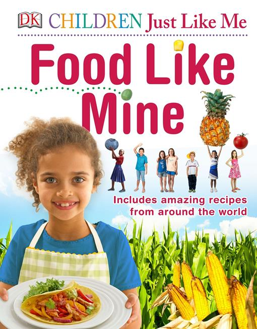 Food Like Mine, (EPUB3)